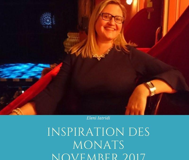 Inspiration November 2017