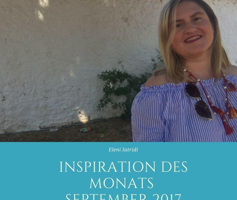 Inspiration September 2017