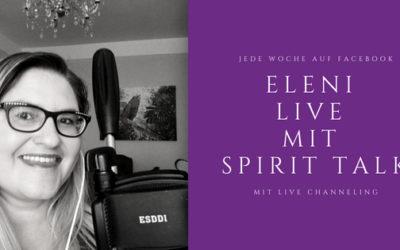 Abgrenzung und Fokus – Eleni Live
