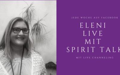 Gibt es Vorbestimmung? – Eleni Live