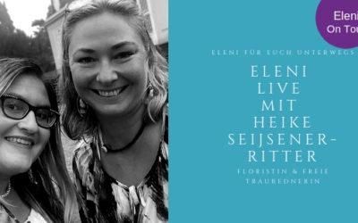 Trau Dich! – Eleni zu Besuch bei Heike Seijsener-Ritter