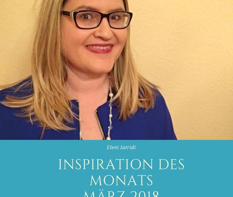 Intuition und Feinfühligkeit – Inspiration März 2018