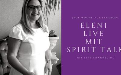 Liebesleben und Partnersuche – Eleni Live