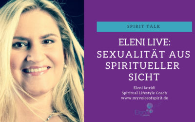 Sexualität aus Spiritueller Sicht