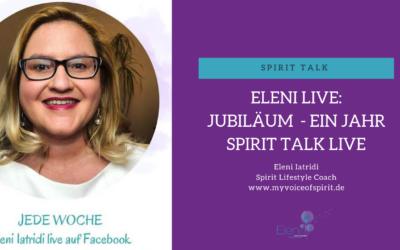 Jubiläum – Ein Jahr Eleni Live Sendung
