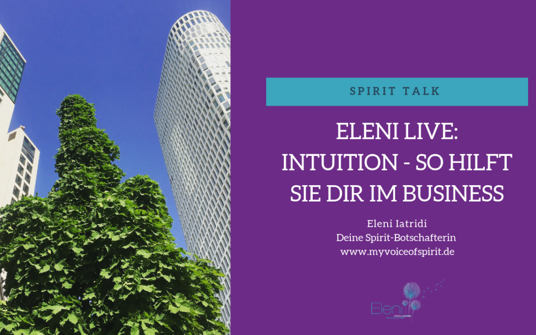 Erschaffe dein Intuitives Business