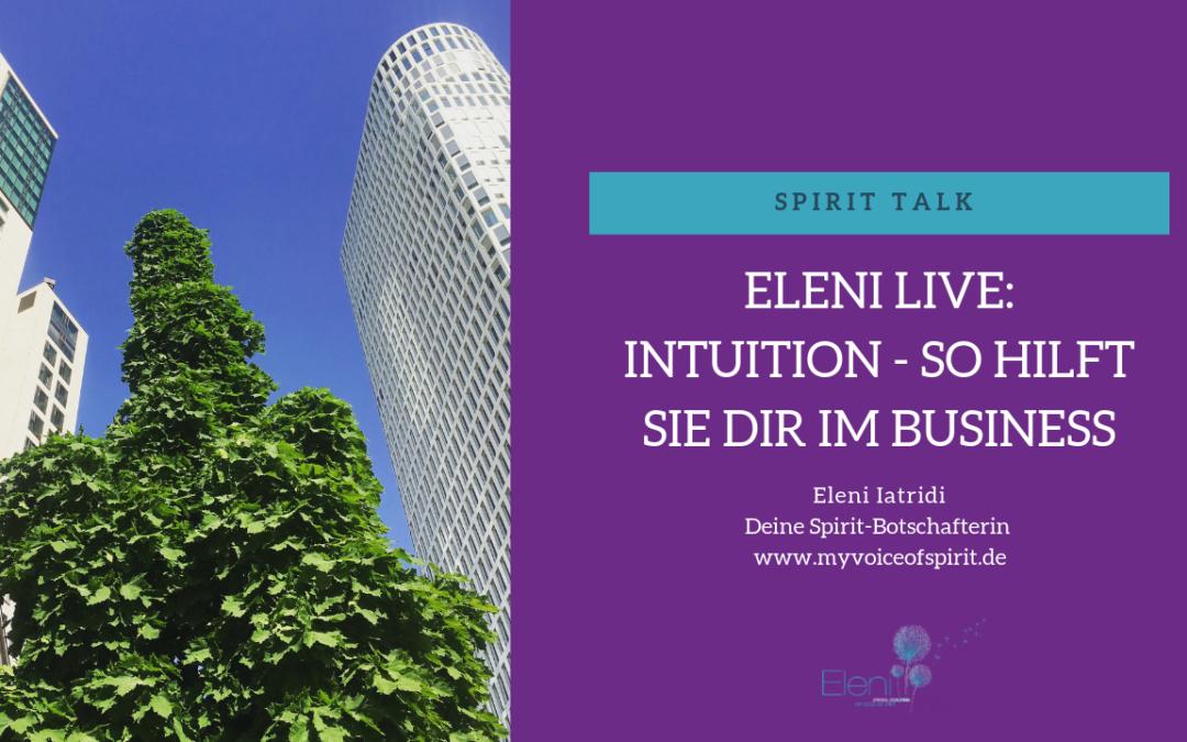 Erschaffe dein Intuitives Business