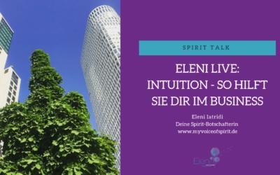 Intuition – So hilft sie dir bei Entscheidungen im Business